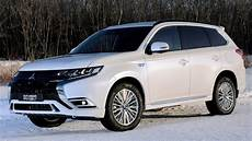2020 mitsubishi outlander phev 100km electric range the