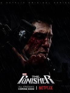 the punisher netflix marvel netflix series the punisher poster marvelstudios