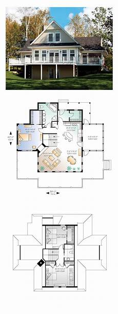 49 best hillside home plans images on pinterest house