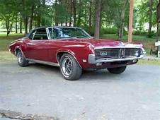 Sell Used 1969 Mercury Cougar XR7 Convertible In Winston