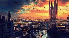 Futuristic Digital World Wallpaper wallpaper futuristic future world 4k 20319