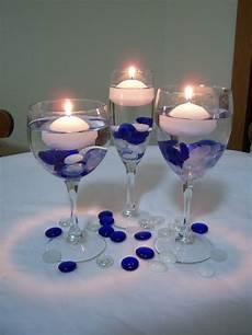 centrotavola matrimonio fai da te candele bicchieri candele fai da te ecco 20 idee stupende
