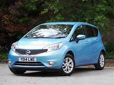 nissan note 2 nissan note 1 2 acenta premium 5dr blue car for sale