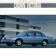 hayes car manuals 1993 ford ltd crown victoria parental controls the old car manual project brochure collection