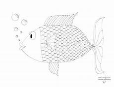 Ausmalbilder Bunte Fische Malvorlagen Zum Thema Meer