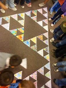 fractal triangle fractal foundation