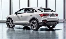 New Audi Q3 Sportback Coup 233 Style Crossover Revealed