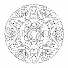 top 25 mandala coloring pages for your ones
