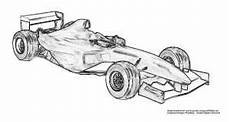 Ausmalbilder Rennwagen Formel 1 Formel 1 Auto Gratis Ausmalbild