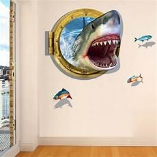Gambar Abstrak Ikan Hiu