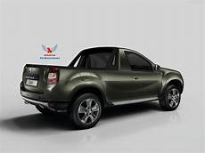 Dacia Duster Facelift Truck Yes Autoevolution