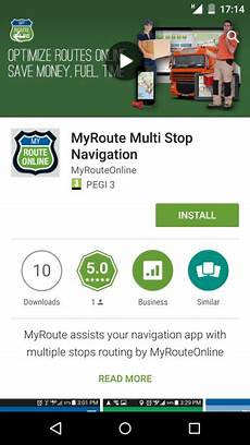 My Route App - how to install myroute app on android myrouteonline