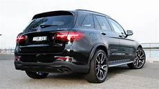 amg glc 43 mercedes amg glc 43 2017 review carsguide