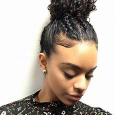 check out our 24 easy to do updos for any occasion naturallycurly com