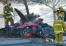 Paul Walker S Car Crash Occurred At 160km H