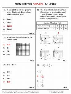 geometry review worksheets with answers 878 5th grade math review worksheets by cantonwine tpt