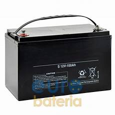 Batterie 12v 100ah Agm