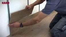 laminatboden an der wand montieren verlegeanleitung haro