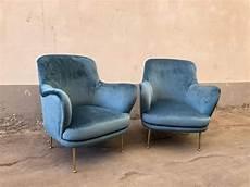 ladario vintage anni 50 poltrone stile anni 50 azzurre laboratorio vintage