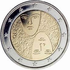 2 euros finlande finlande 2 comm 233 morative 2006 valeur des pi 232 ces