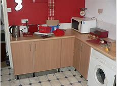 Ikea Faktum kitchen units fully assembled   Paul Chapman