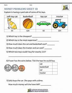 money problem solving worksheets ks1 2597 66 money worksheets to print kittybabylove
