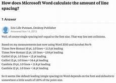 berechnung x facher zeilenabst 228 nde in microsoft word