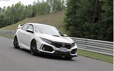 Honda Civic Type R 2017 224 Fond Au Circuit Mont Tremblant