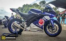 Yamaha R15 V3 Modifikasi by Ide 66 Modifikasi Motor Yamaha All New R15 2017 Terupdate