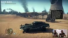 Mad Max Gameplay Gamescom 2015