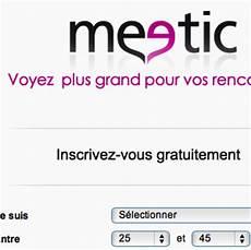 L Application Meetic Mon Compte En Ligne