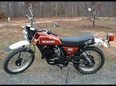 Suzuki Ts 250 Exhaust Sound And Ride