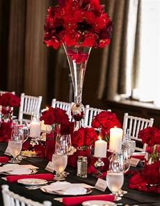 35 red and black vire halloween wedding ideas deer