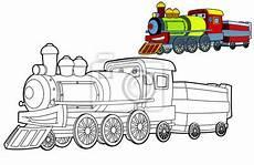 Zootiere Malvorlagen Mp3 Malvorlage Zug Lokomotive