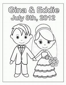 and groom coloring pages coloring home