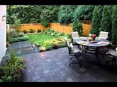small garden landscaping ideas i kleiner garten