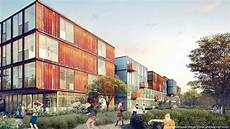 berlin students to live in cargo containers arts dw