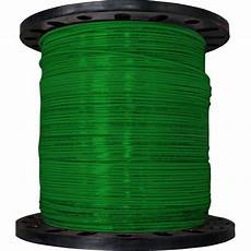 cerrowire 2500 ft 12 19 green stranded thhn wire 112 3605m the home depot