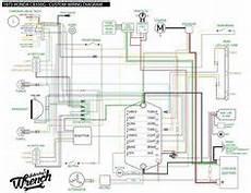 elektrisch schema is af bmw r100 en motogadget munit motoscope vmoc info bmw cars