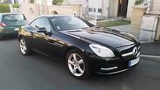 Mercedes Classe Slk D Occasion 200 185 Blueefficiency