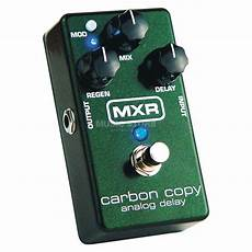 carbon copy analog delay mxr m 169 carbon copy analog delay pedal