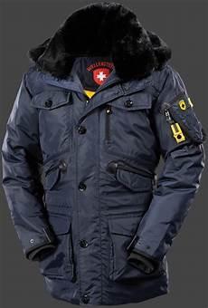 wellensteyn falcon mens fur hooded winter parka