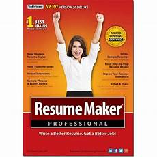 resume maker profesional deluxe resumemaker professional deluxe 20 windows ind945800f002