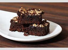 Perfectly Fudgy Chocolate Walnut Brownies