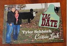 i want this as my save the date my cows in the