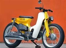 Modifikasi Motor 70 by Modifikasi Motor Honda 70 Referensi Modifikasi Motor