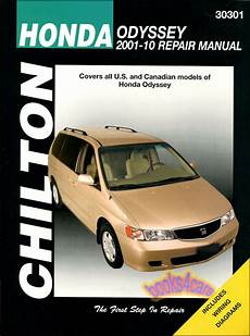 free car manuals to download 1997 honda odyssey electronic throttle control shop manual odyssey service repair honda book chilton haynes ebay