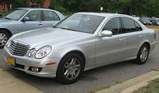 the history of mercedes e200