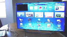 test samsung es8000 55 quot series 8 smart 3d hd led tv