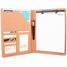 padfolio resume portfolio folder interview business card holder pen writing 738920873823 ebay